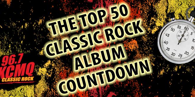 Top50ClassicRockAlbumCountdown