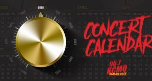 Missouri Concert Calendar