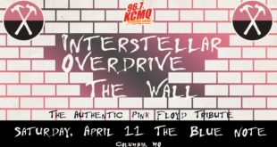 Interstellar Overdrive The Wall