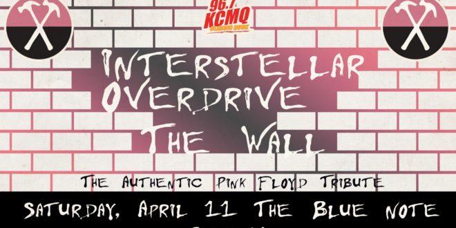 Interstellar Overdrive The Wall
