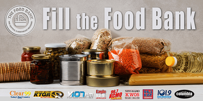 Fill The Food Bank