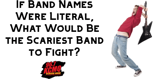 Band Names Fight
