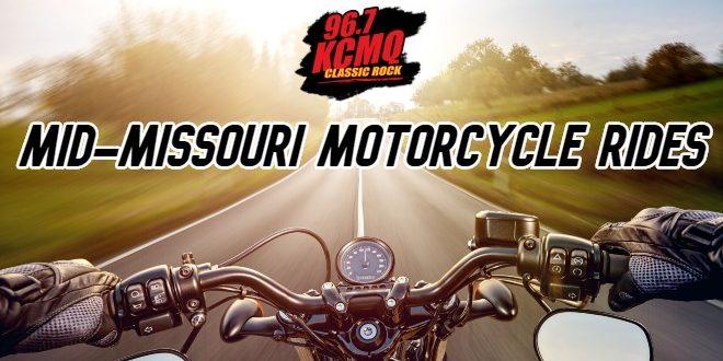 Mid-Missouri Motorcycle Rides