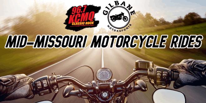 Mid Missouri Motorcycle Rides