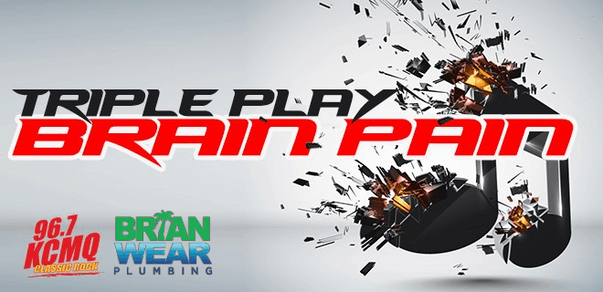 Triple Play Brain Pain