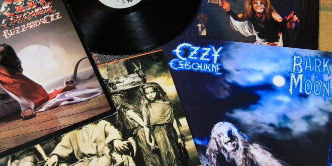 Ozzy Albums