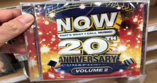 Now That's What I Call Music 20th Anniversary CD